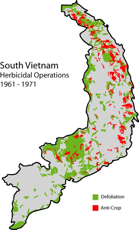 The '60s at 50: Thursday, August 10, 1961: Herbicides in