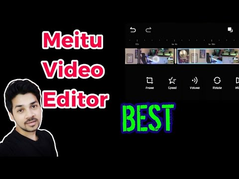 What is Meitu and why is everyone using it?