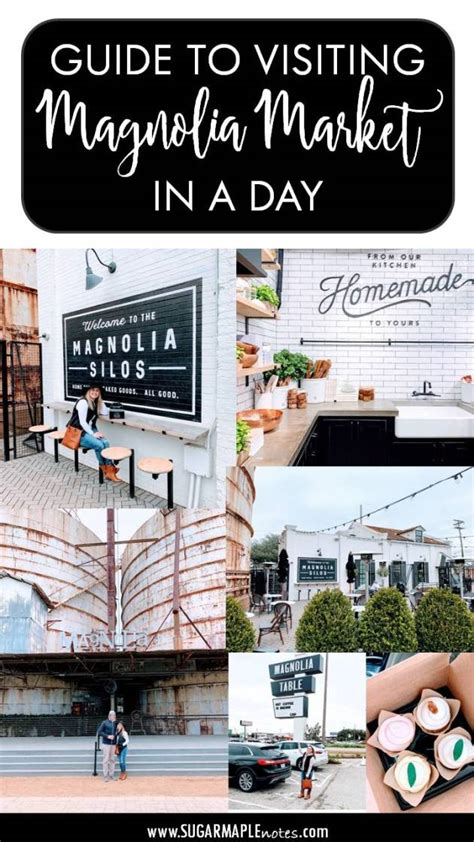 Guide To Visiting Magnolia Market In A Day - Waco, TX